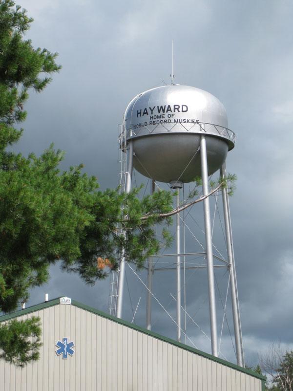 hayward-watertower